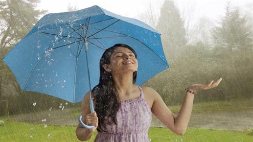 Use precautions in rainy weather