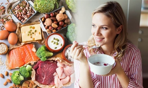 Protein rich foods are essential for the body