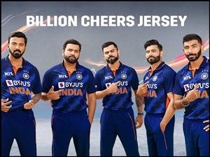 T20 World Cup : ਟੀਮ ਇੰਡੀਆ ਦੀ ਨਵੀਂ ਜਰਸੀ ਲਾਂਚ, ਇੰਝ ਦਿਸੇਗੀ ਭਾਰਤੀ ਟੀਮ, ਦੇਖੋ Photo
