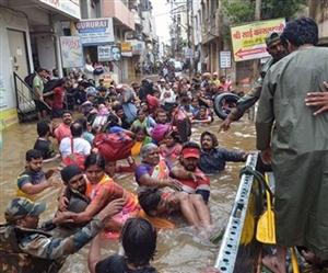 Weather : ਬੰਗਾਲ ਤੇ ਓਡੀਸ਼ਾ 'ਚ ਜ਼ਬਰਦਸਤ ਮੀਂਹ ਦਾ Alert, ਕਈ ਟਰੇਨਾਂ ਰੱਦ, 200 ਲੋਕਾਂ ਦੀ ਮੌਤ