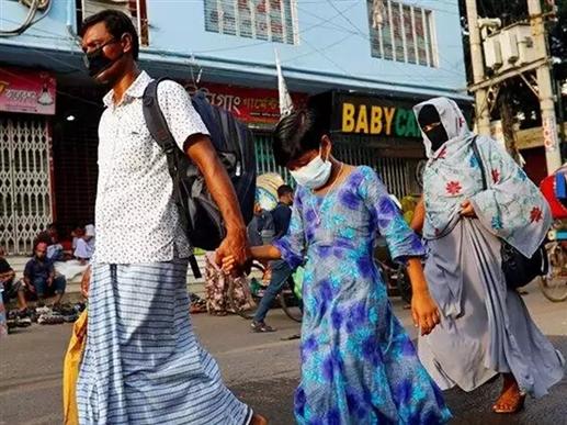 ਬੰਗਲਾਦੇਸ਼ 'ਚ 8 ਦਿਨਾਂ ਦਾ ਮੁਕੰਮਲ ਲਾਕਡਾਊਨ, ਜਾਣੋ US, UK, ਬ੍ਰਾਜ਼ੀਲ ਦਾ ਹਾਲ