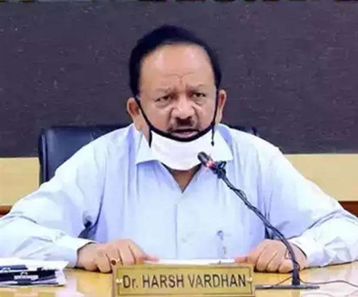 Harshvardhan speaks on shortage of vaccines in states doses being delivered to every state