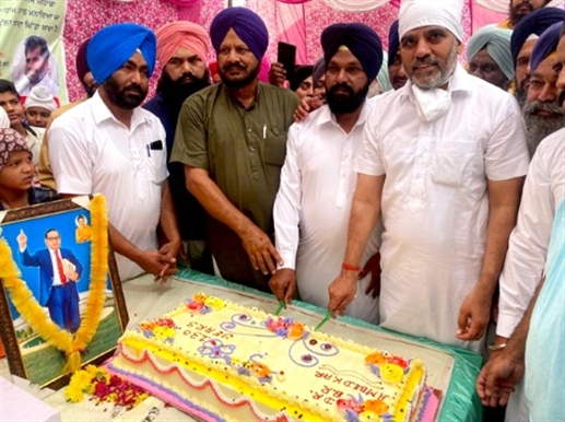 Dr Abedkar birthday celebrate