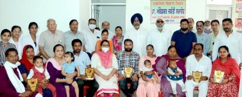 muktasar mission celebrate br ambedkar birthday
