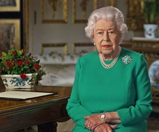 United kingdom queen returns to royal duties after husband prince philip death