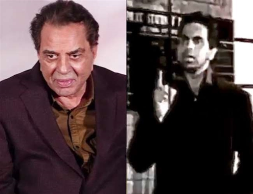 Sharing a scene from Dilip Kumars film Dharmendra spoke sadly which was happening in 1952