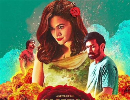 Kanika Dhillon s name came up in the trailer of  Haseen Dilruba due to Marriage Tapasi Pannun and Kanika gave a resounding answer