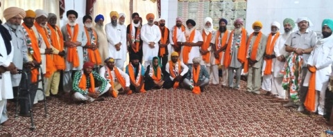 Say goodbye to Akali Dal 15 families join Congress