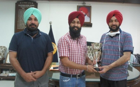 prof lehal of Khalsa College patented the software