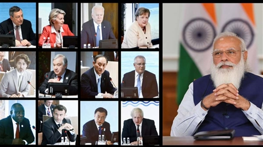 India the natural ally of the G7