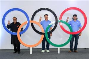 ਭਾਰਤ ਦੀ ਓਲੰਪਿਕ ਟੀਮ ਲਈ ਜਾਰੀ ਕੀਤਾ ਅਧਿਕਾਰਕ ਗੀਤ
