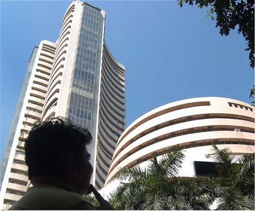 stock market close sensex and nifty end in red due to sell off in auto and banking stocks