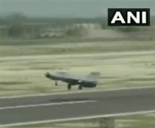 iaf chief rks bhadauria flies mig 21 and reviews operational readiness on western front