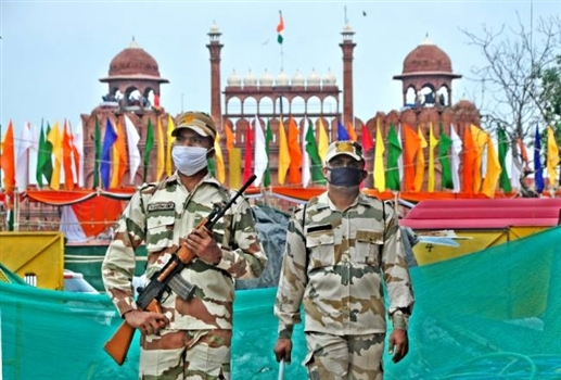 All borders seal on independence day in delhi