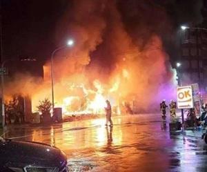 Taiwan building Fire : ਤਾਇਵਾਨ ਦੀ ਇਕ ਇਮਾਰਤ 'ਚ ਲੱਗੀ ਭਿਆਨਕ ਅੱਗ, 46 ਲੋਕਾਂ ਦੀ ਮੌਤ, 41 ਝੁਲਸੇ