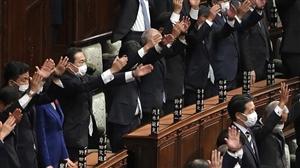 Election in Japan : ਜਾਪਾਨ 'ਚ ਸੰਸਦ ਭੰਗ, 31 ਅਕਤੂਬਰ ਨੂੰ ਚੋਣਾਂ