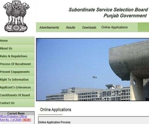 Punjab Patwari Recruitment 2021 Apply for 1152 vacancies for patwari and other posts