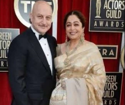 Anupam Kher takes big decision considering wife s health says goodbye to American series