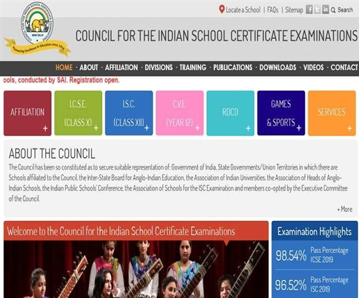 icse board exam 2021 cisce reviewing situations to take decision on class 10th and 12th exams check latest updates