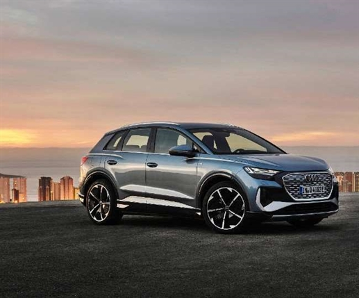 The cheapest electric car offered by Audi will run 520 km on a single charge price only