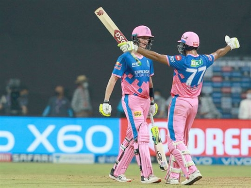 Rajasthan Royals beat Delhi Capitals by three wickets thanks to Chris Morris