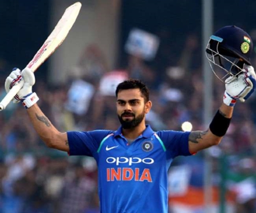 Virat Kohli lost the number one crown yesterday but got the big award the next day