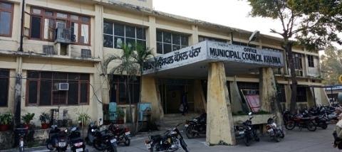 nagar council news from khana