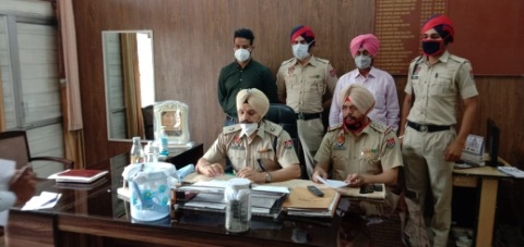 crime news weapons arrested snacher patiala news punjabijagran