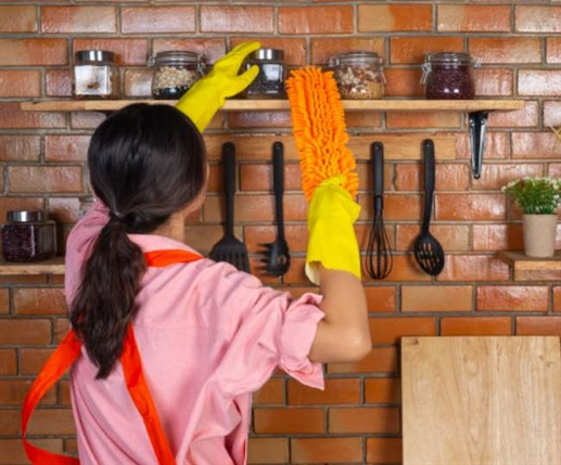 Do not neglect the cleanliness of these places in the house which can cause diseases