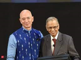 Narayan Murthy Amazon joint venture also embroiled in controversy