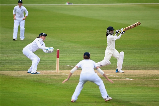 There will be a women test Mithali Raj team will face England