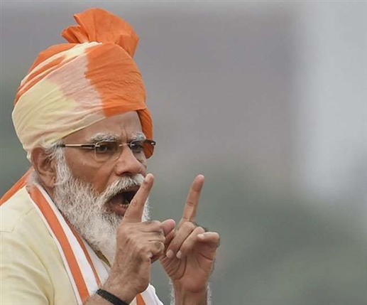 Jammu Kashmir polls to be conducted soon delimination process underway says PM Modi