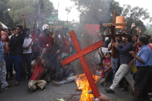 Christians are being persecuted in Pakistan