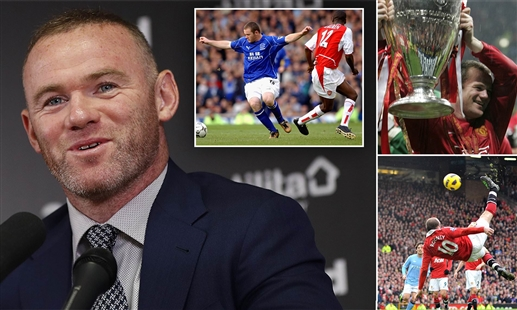 Veteran England footballer Wayne Rooney has retired from football