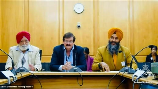 Punjabi community speaks out in favor of the Punjabi language in the New Zealand Parliament