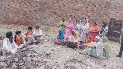 protest sikh jathebandis muktasar