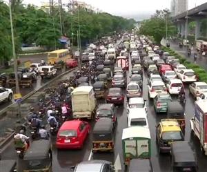 Weather News: ਮੁੰਬਈ 'ਚ ਬਾਰਿਸ਼ ਨਾਲ ਭਾਰੀ ਜਾਮ, ਹਿਮਾਚਲ 'ਚ ਬਿਜਲੀ ਡਿੱਗਣ ਦੀ ਚਿਤਾਵਨੀ, ਦਿੱਲੀ ਵਾਲਿਆਂ ਨੂੰ ਵੀ ਕਰਨਾ ਪਵੇਗਾ ਮੌਨਸੂਨ ਦਾ ਇੰਤਜ਼ਾਰ