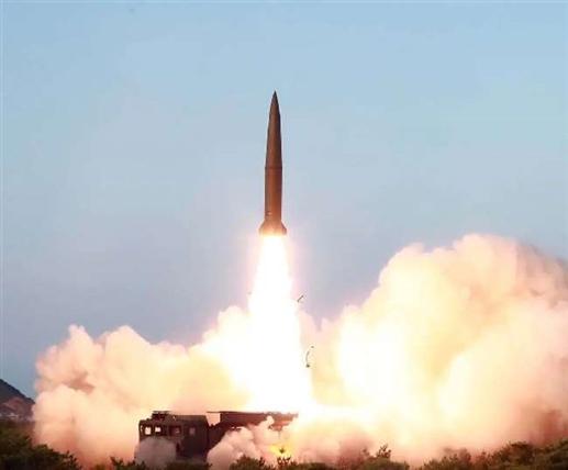 North Korea Kim Jong un surprises world by firing ballistic missile from train