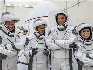 SpaceX Inspiration4: ਸਪੇਸਐਕਸ ਨੇ ਰਚਿਆ ਇਤਿਹਾਸ, ਪਹਿਲਾ 'All-Civilian Crew' ਲਾਂਚ, ਦੇਖੋ ਵੀਡੀਓ