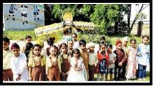 ਦੇਸ਼ ਭਗਤ ਗਲੋਬਲ ਸਕੂਲ ਨੇ ਦੁਸਹਿਰਾ ਮਨਾਇਆ