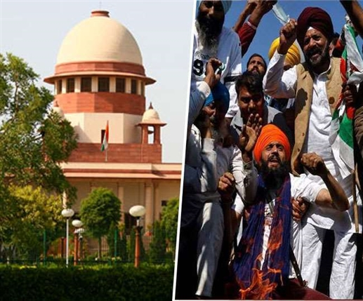 Farmers Protest Supreme Court to hear Centre Plea against tractor rally on Republic Day