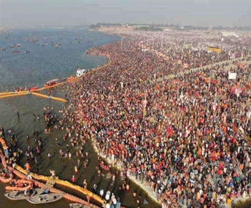 The Kumbh Mela will start from February 27 on Magh Purnima in Haridwar