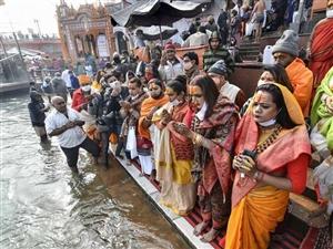 ਪੀਐੱਮ ਮੋਦੀ ਬੋਲੇ- ਹੁਣ Haridwar Kumbh ਨੂੰ Symbolic ਹੀ ਰੱਖਿਆ ਜਾਵੇ, ਮਿਲਿਆ ਸਵਾਮੀ ਅਵਧੇਸ਼ਾਨੰਦ ਦਾ ਸਮਰਥਨ