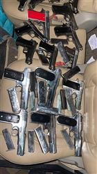 Weapons Smuggling Case : ਗੈਂਗਸਟਰਾਂ ਤੇ ਲੁਟੇਰਿਆਂ ਨੂੰ ਸਪਲਾਈ ਕੀਤੀਆਂ ਸਨ 25 ਪਿਸਤੌਲਾਂ ਤੇ 359 ਰੌਂਦ