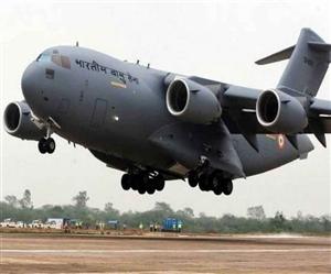ਅਫ਼ਗਾਨਿਸਤਾਨ ਤੋਂ ਹਵਾਈ ਫ਼ੌਜ ਦੇ C-17 ਜਹਾਜ਼ ਨੇ ਭਰੀ ਉਡਾਨ, ਭਾਰਤੀ ਰਾਜਦੂਤ ਸਮੇਤ 120 ਲੋਕ ਮੌਜੂਦ