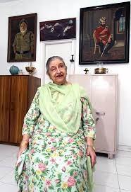 Daughter of last Maharaja Harinder Singh Brar of Faridkot state knocks on court door