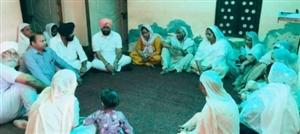 ਵਿਧਾਇਕ ਖਹਿਰਾ ਨੇ ਸ਼ਹੀਦ ਦੇ ਪਰਿਵਾਰ ਨਾਲ ਪ੍ਰਗਟਾਈ ਹਮਦਰਦੀ