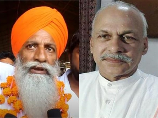 Kisan Protest Gurnaam Singh Chaduni vs Shiv Kumar Kakka in Sanyukt Kisan Morcha