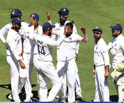 Ind vs Aus 4th test day 4 match score updates