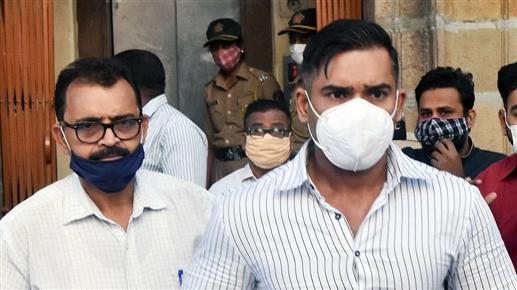Drugs case Sameer Khan remanded in judicial custody
